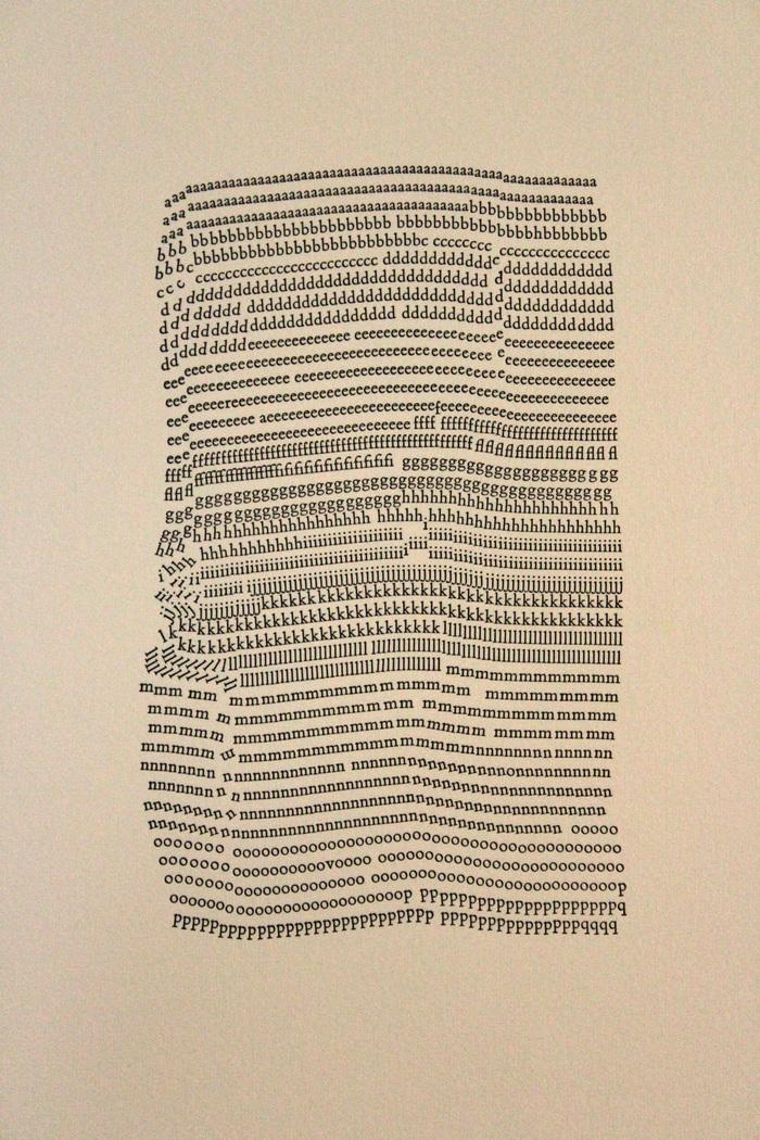 Jens Jorgen Hansen letterpress