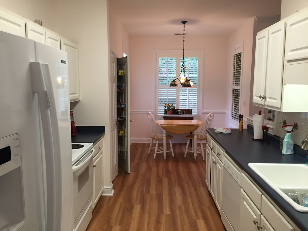 ENTIRE INTERIOR REPAINT — WALLS, TRIM & DOORS