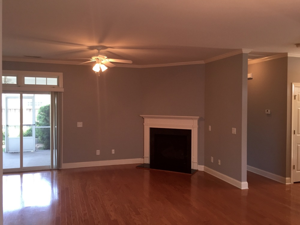 ENTIRE INTERIOR REPAINT — WALLS & REPAIR