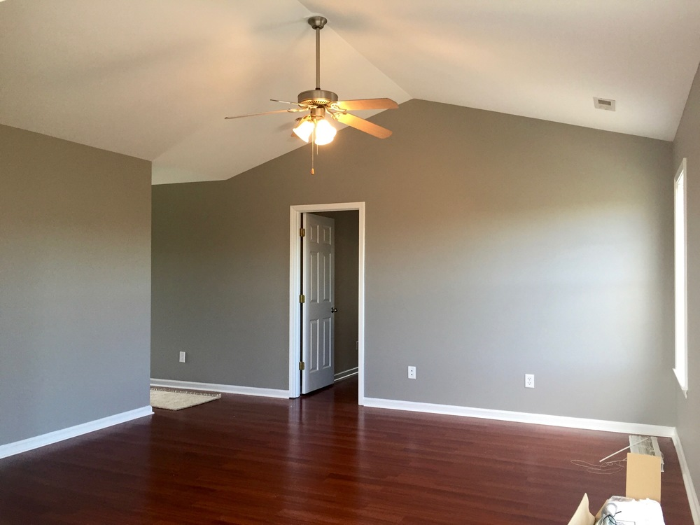 ENTIRE HOUSE REPAINT — KITCHEN CABINETS / WALLS / TRIM & DOORS / CEILING TEXTURE REMOVAL & PAINT