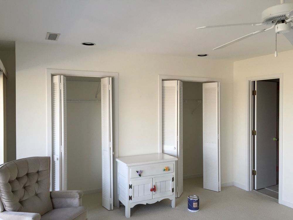 CEILING REPAIR & PAINT, WALLS, TRIM & DOORS