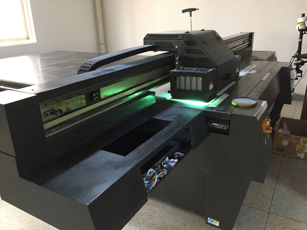 UV Printing Press