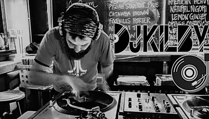 Throwback Dance party every Friday night  DJ Kilby spins an all vinyl set, mixing a fun array of vintage classics and modern dancin' tunes, with over 600 vinyl records ranging from the 50's -today.