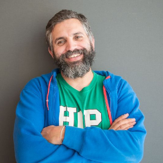 David Cuartielles - Speaker at So Coded and Co-Founder of Arduino