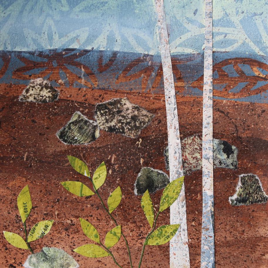 birches ferns and rocks.jpg