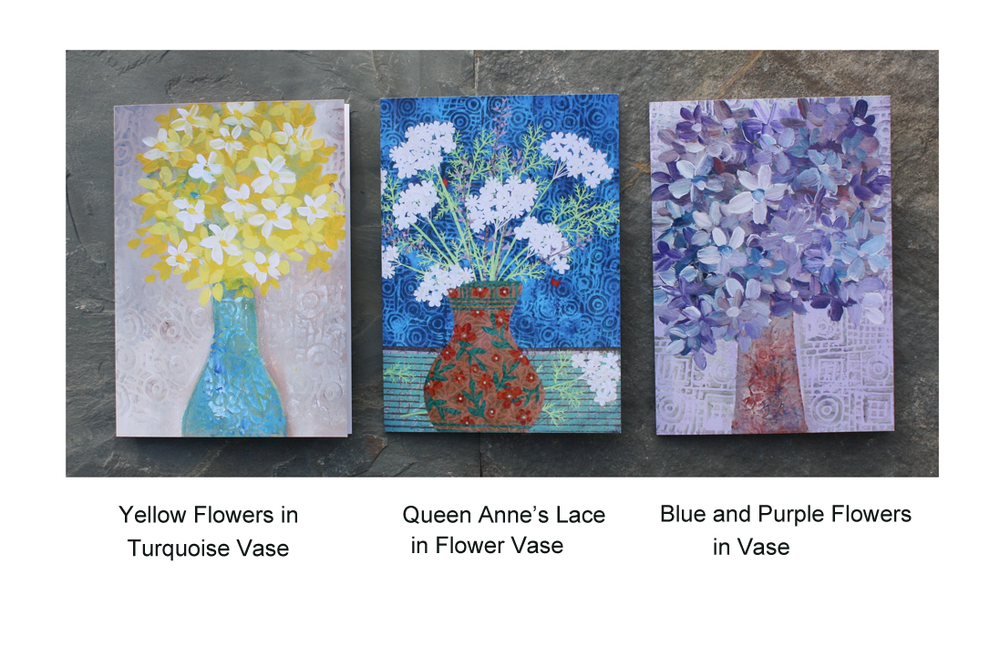 Yellow Flowers, QAL, Blue and Purple Flowers Cards.jpg