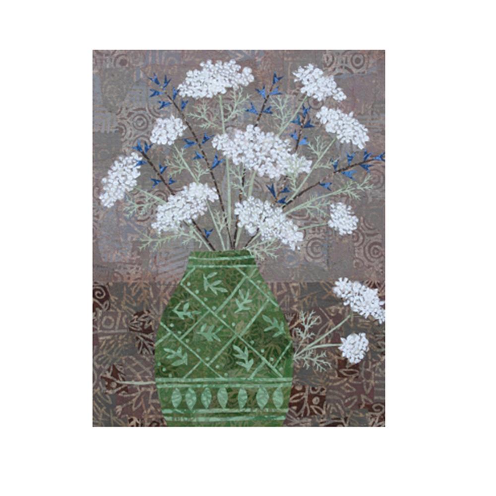 Queen Anne's Lace in Green Vase #1.jpg