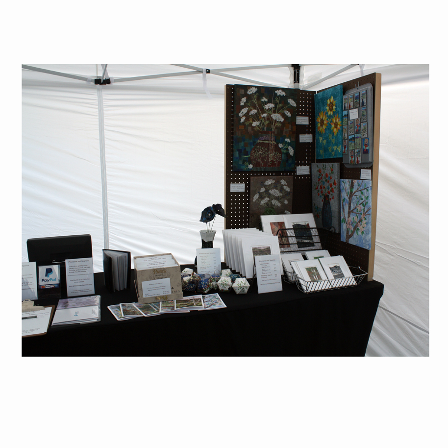 Booth Display at the Harvest Market.jpg