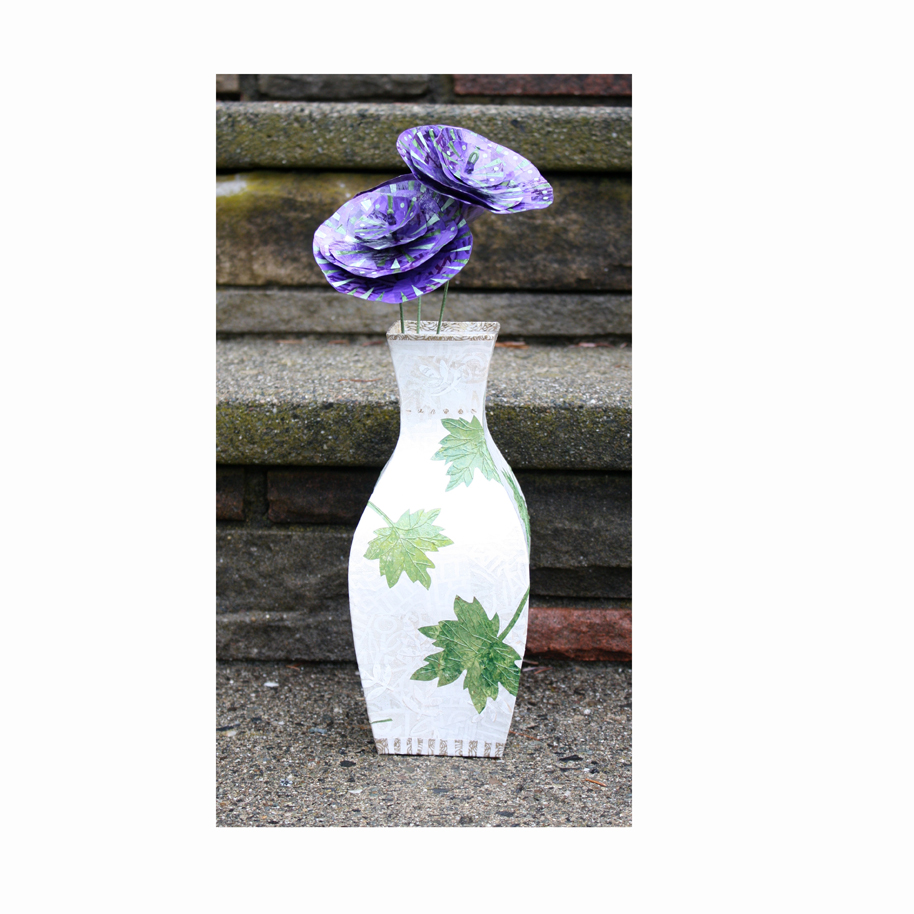 Leaves Vase with Purple Flowers.jpg