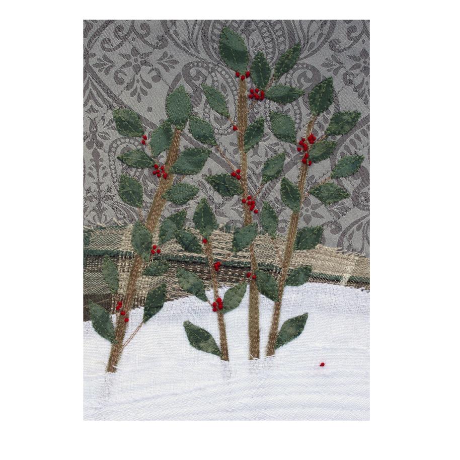 Winter Berries Fabric Art.jpg