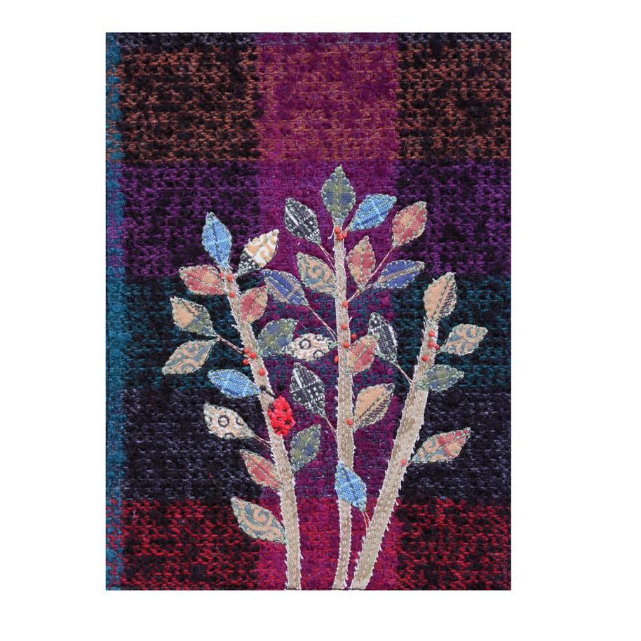 Ladybug and Plant Fabric Wall Art.jpg