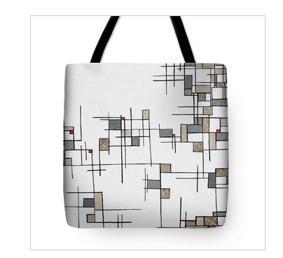 Winter tote bag available here.