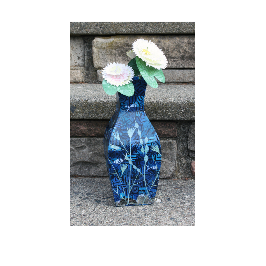 Fish Vase and Water Lilies.jpg