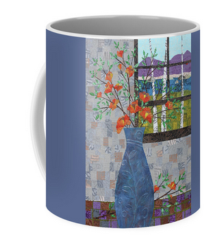 Orange Blooms mug. Available here.