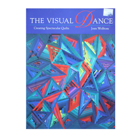The Visual Dance (book cover)
