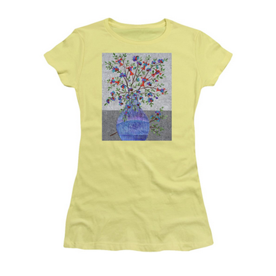 Lobsters in Bloom T-shirt.jpg