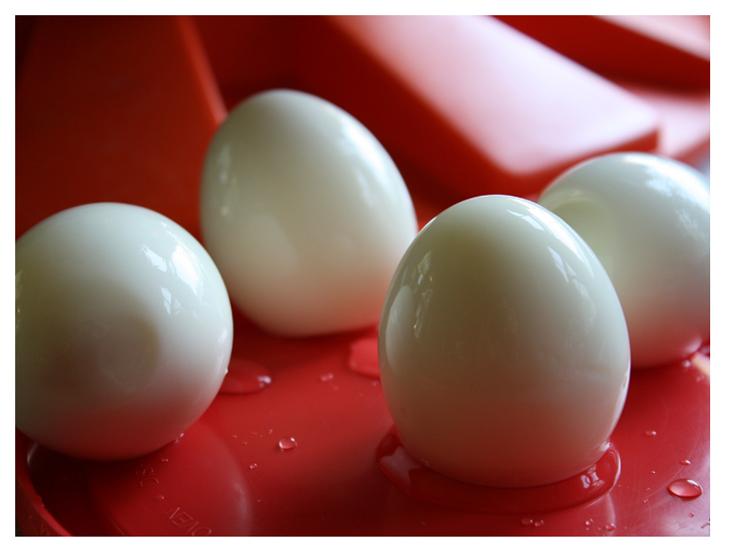 Eggs. Photograph taken in my kitchen.