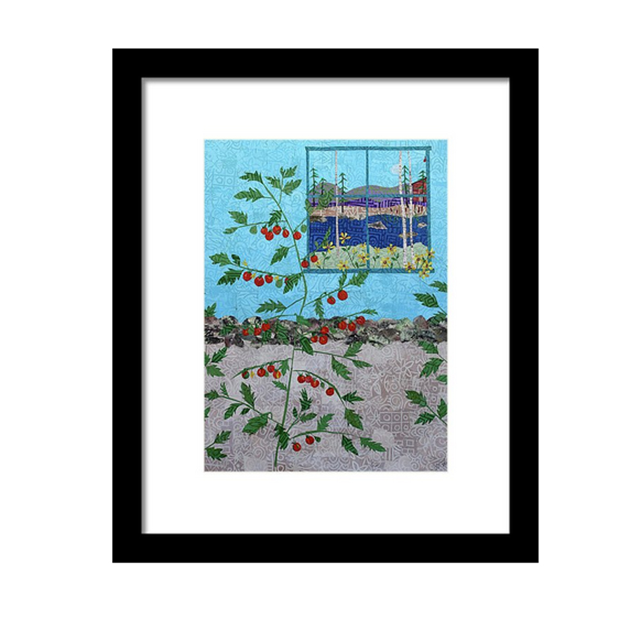 Cherry Tomatoes Framed Print.jpg
