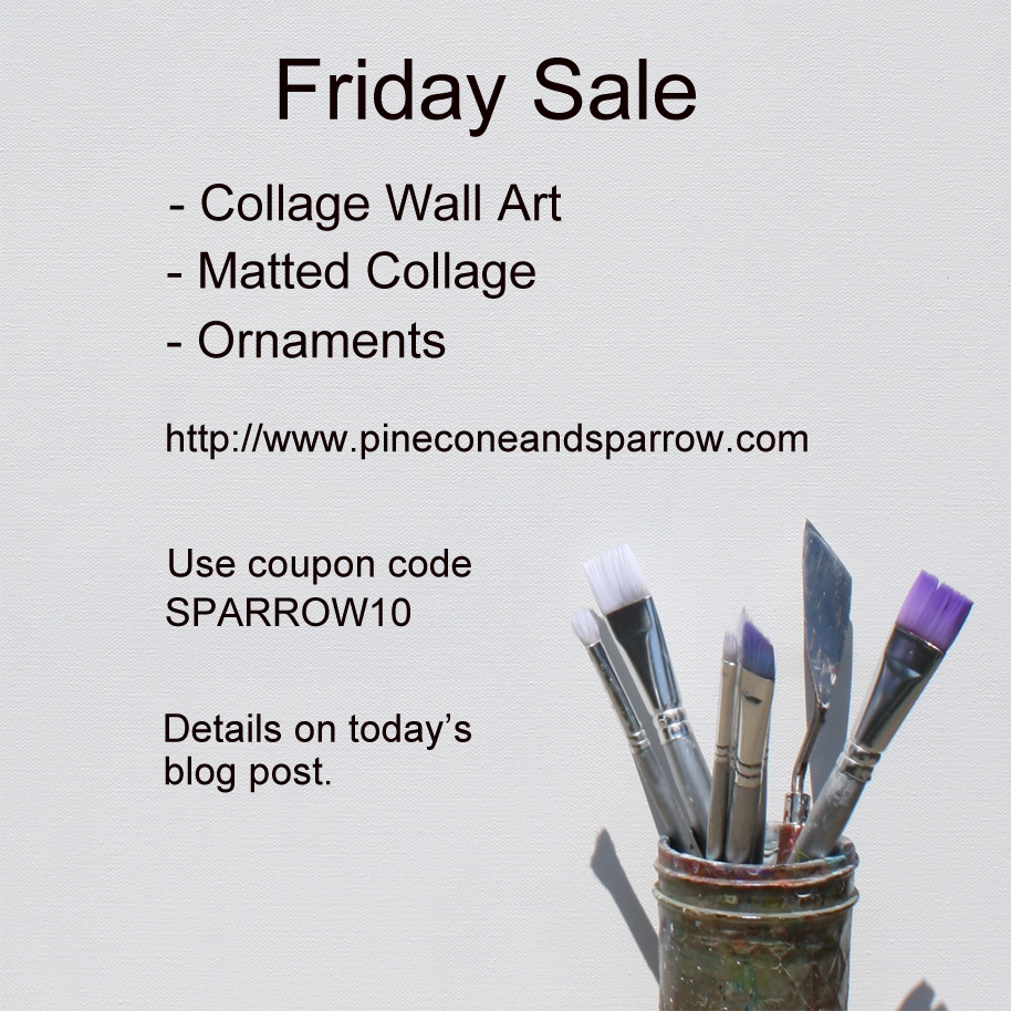Use coupon code SPARROW!0 at checkout to receive 10% off your total purchase.