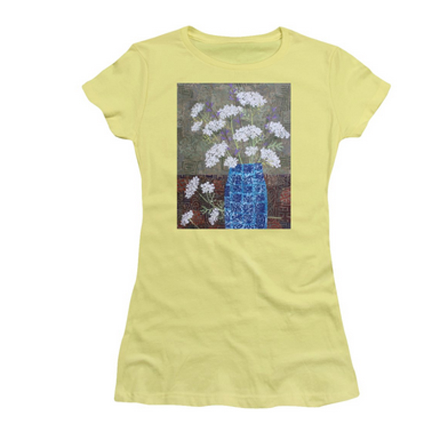 QAL in Blue Vase T-shirt.jpg