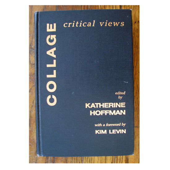 Collage: Critical Views (Book Cover)