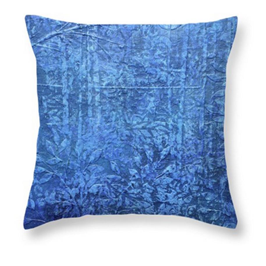 Slide - Blue Forest #3 Pillow.jpg
