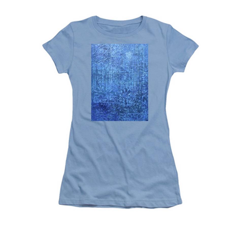 Slide - Blue Forest #3 T-shirt.jpg