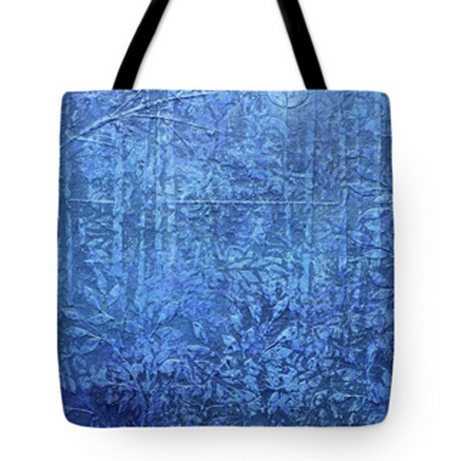 Slide - Blue Forest #3 Tote Bag.jpg
