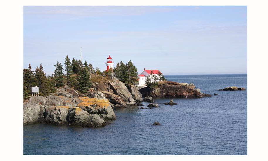 Head Harbor Light House