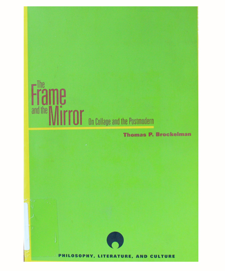 The Frame and the Mirror book cover