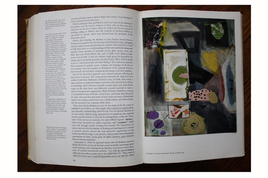 Pages from the book Collage by Herta Wescher
