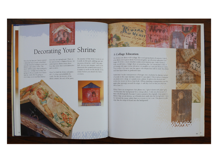Decorating Your Shrine in  Crafting Personal Shrine  s .