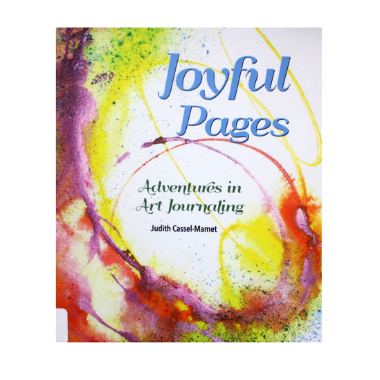 Joyful Pages (Book Cover)
