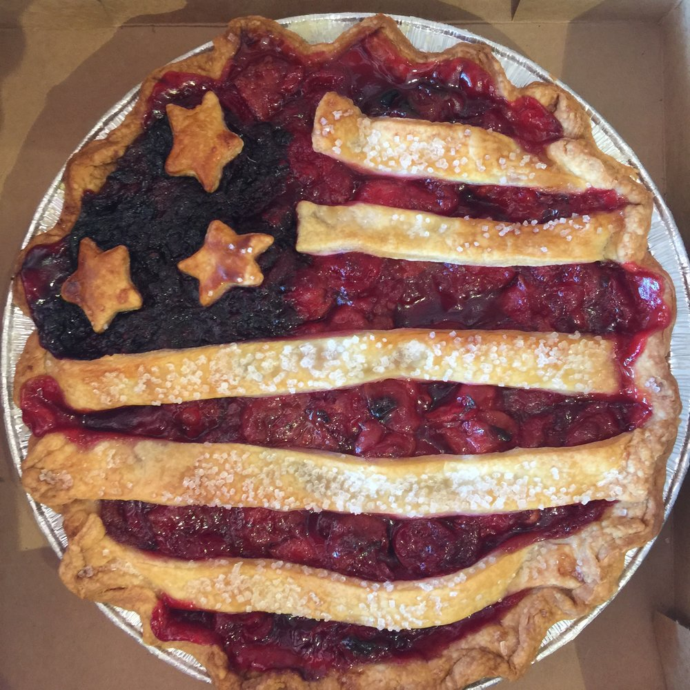 4th of July Mixed Berry Pie 20.99
