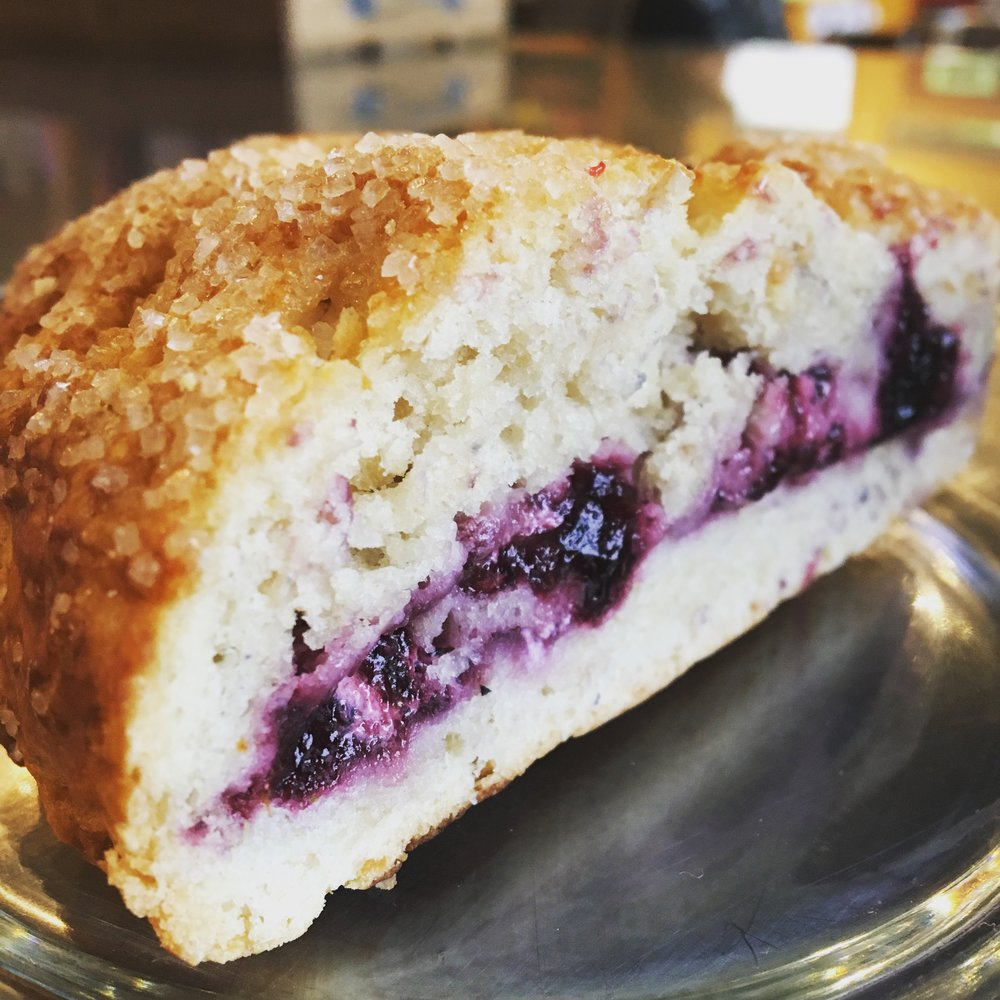 Mixed Berry Scone.