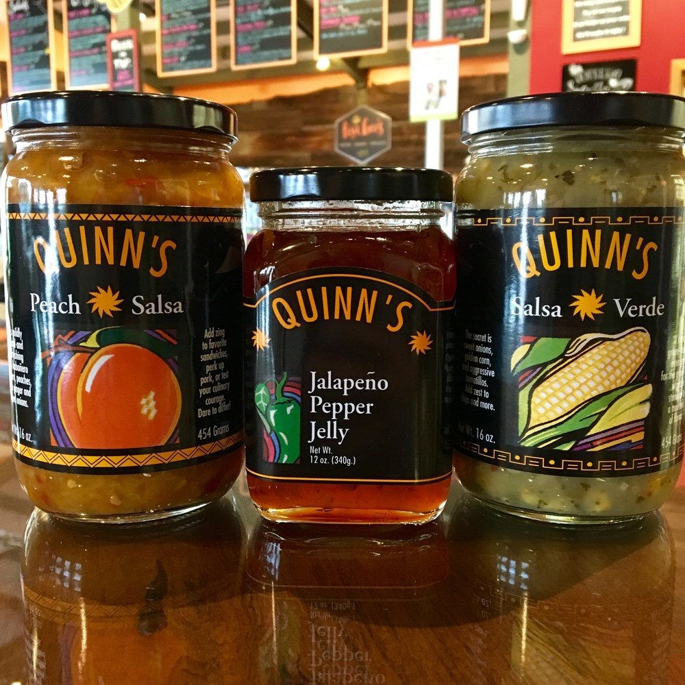 Quinn's Salsas and Pepper Jelly