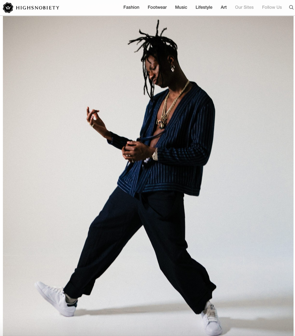 HighSnobiety featuring Joey Badass