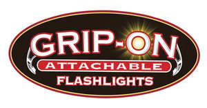 Grip-On Attachable Hands-Free LED Flashlights