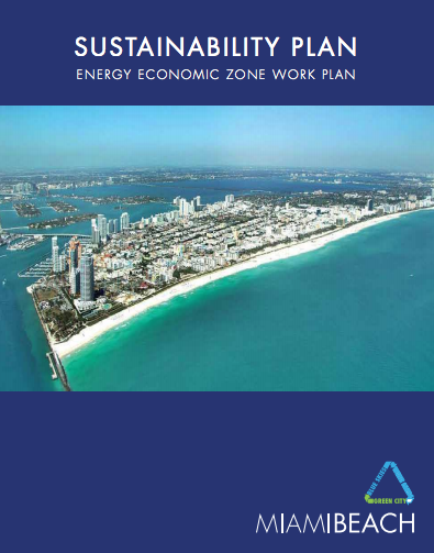 Miami beach sustainability plan