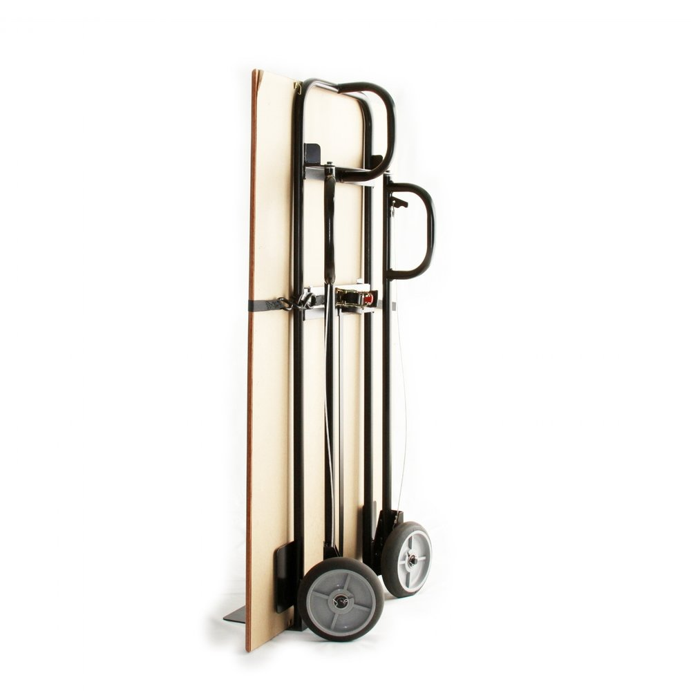 """Product # 0360 Multi-directional Hand Truck 360   $425.00 Product # 0014 14"""" Attachit Strap                  $ 50.00"""