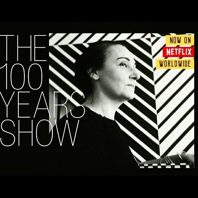 Reminder that @the100yearsshow is on @netflix worldwide right now! Watch it (or re-watch), share it with a friend, leave a review.