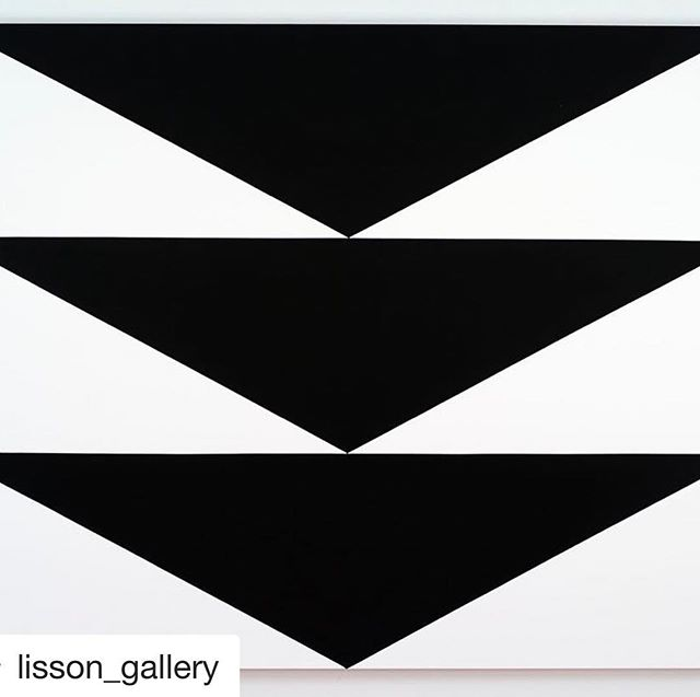#Repost @lisson_gallery with @get_repost ・・・ Carmen Herrera is featured in 'Epic Abstraction: Pollock to Herrera', opening 27 November at The Met Breuer. The exhibition explores large-scale abstract painting, sculpture and assemblage from 1940 to today through more than 40 works from the @metmuseum collection, a selection of loans, and never-before-seen promised gifts and new acquisitions. Image: #CarmenHerrera #EpicAbstraction #TheMet #MetBreuer