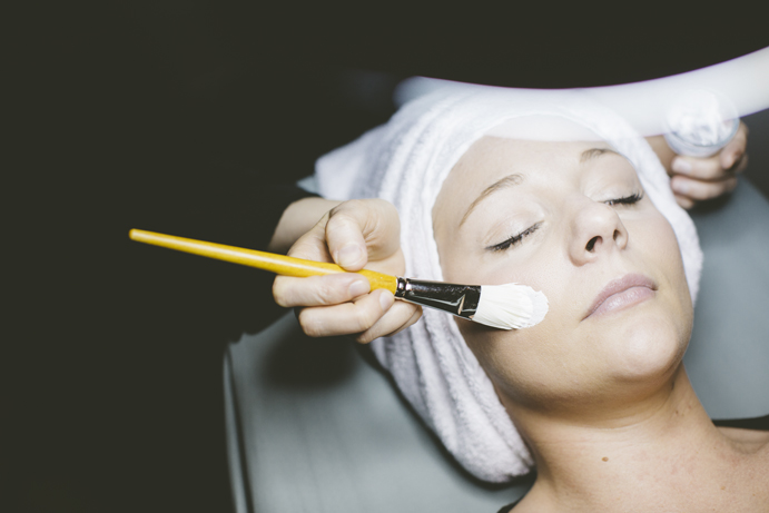 professional esthetician services