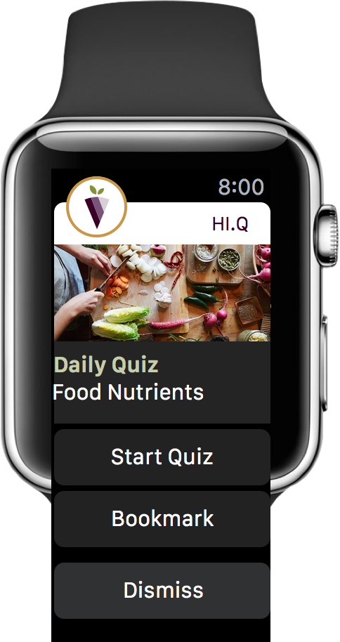 Health IQ - Apple Watch