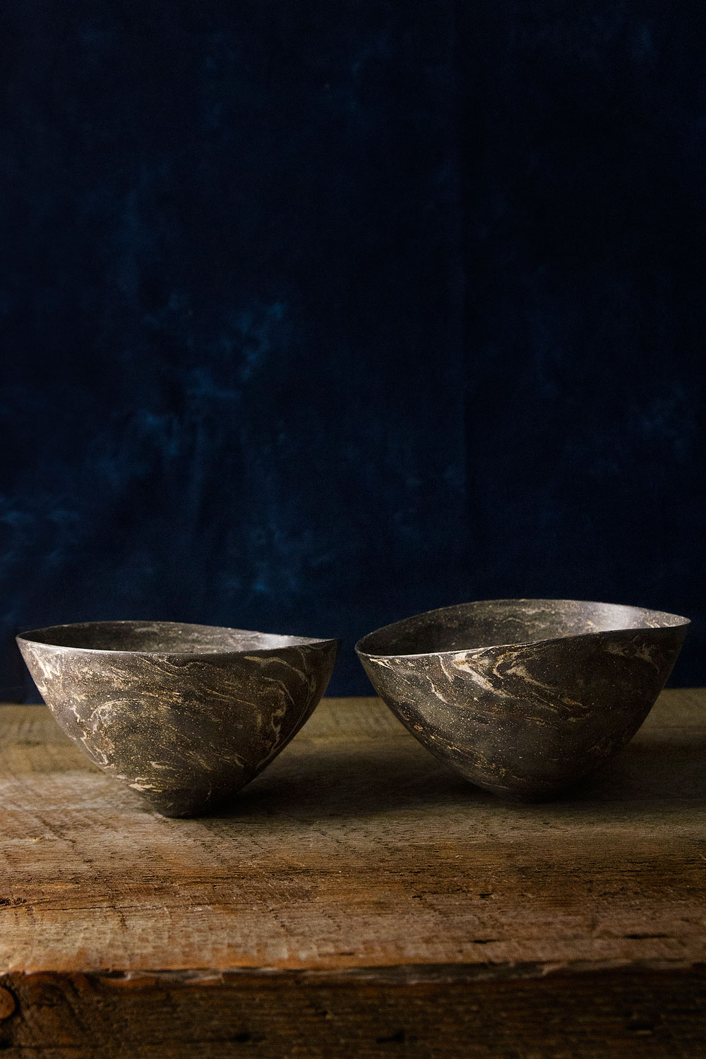Raw Bowl Diptych No. 3