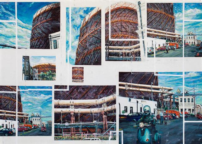 Paul Ettedgui Gas Works London