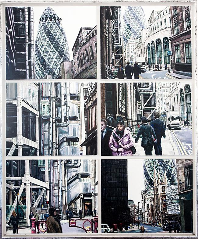 Paul Ettedgui Gherkin East London
