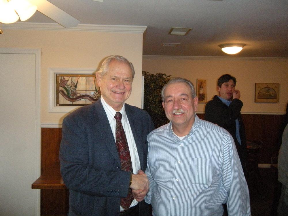 John Boni's Retirement - Photo #1.JPG