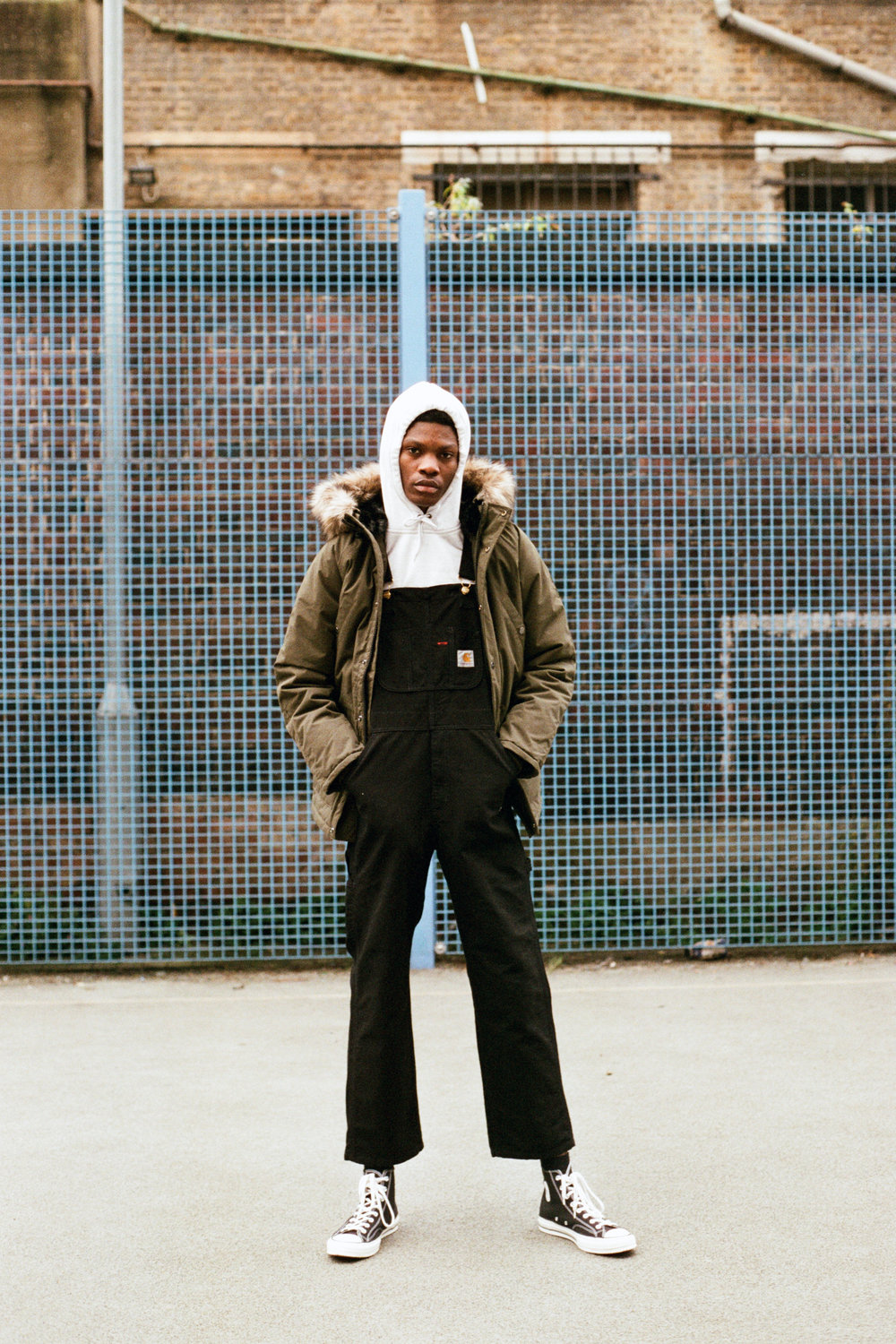 Carhartt AW17, Global