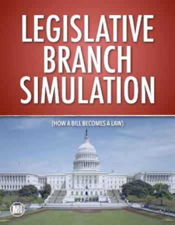 Click to access Legislative Branch Simulation.